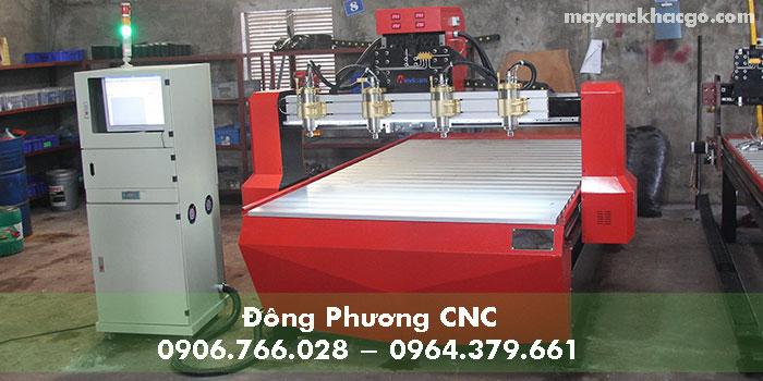 Máy CNC giá rẻ tại Đông Phương